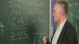 Обобщённая теорема Пифагора