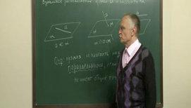 """Повторение теории. Решение задач по теме """"Параллельность прямых и плоскостей"""""""