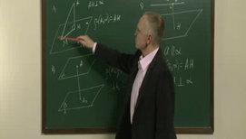 Повторение теории по темам «Теорема о трех перпендикулярах», «Угол между прямой и плоскостью»