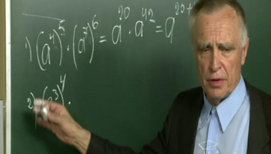 Возведение степени в степень (формула (a<sup>n</sup>)<sup>k</sup>=a<sup>nk</sup>)