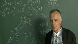 Графический метод решения системы уравнений