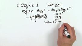 Урок 5. Логарифмические неравенства. Системы логарифмических неравенств. Практика.