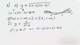 Урок 14. Закрепление пройденного материала. Применение ГМТ и графиков функций к решению различных задач. Решение различных задач повышенной сложности. Практика.
