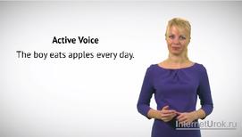 Passive voice. Present Simple Passive