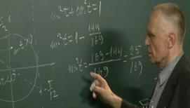 Тригонометрические функции числового аргумента (типовые задачи)