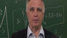 Вычисление площадей плоских фигур с помощью определённого интеграла