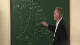 Функция y=log<sub>a</sub>x, ее свойства и график