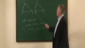 Второй и третий признаки равенства треугольников