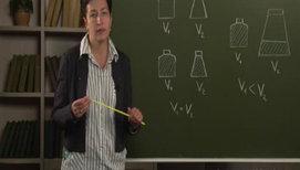 Объёмы. Объёмы прямоугольного параллелепипеда