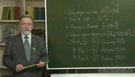 Трудности планетарной модели атома Резерфорда. Модель водородоподобного атома Н. Бора