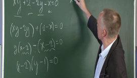 Способ группировки в более сложных задачах и уравнениях