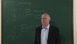Решение задач на построение углов в правильной треугольной пирамиде