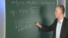 Линейное уравнение с двумя переменными и его график (более сложные случаи)