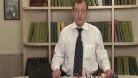 Свободные электромагнитные колебания в контуре (Порохов Д.А.)