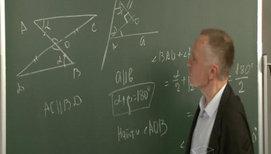 Задачи на параллельные прямые и сумму углов треугольника